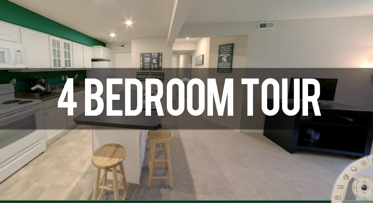 Cedar Greens 2 Bedroom Virtual Tour