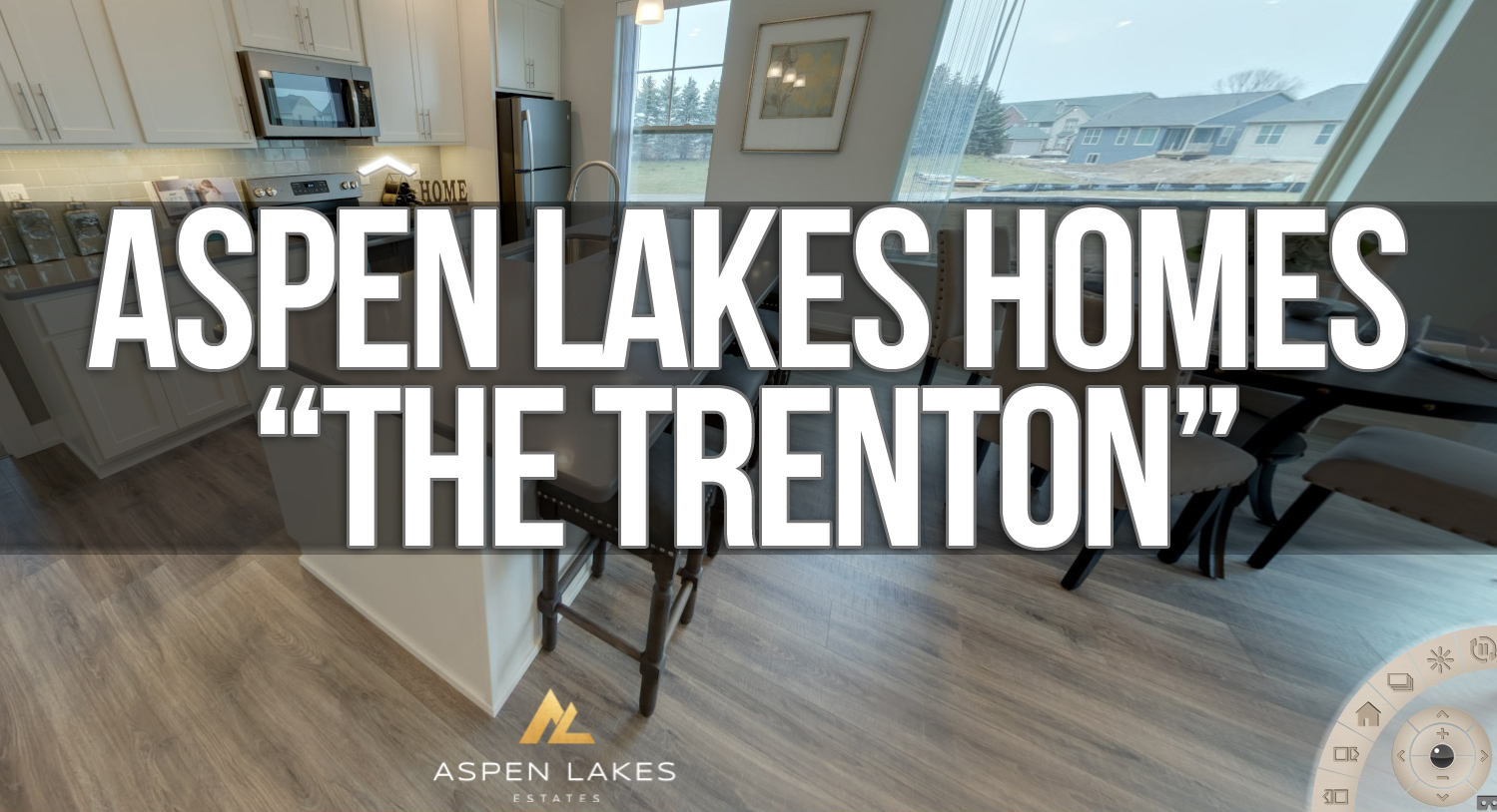 Homes for Rent in Holt, Michigan | Take a Virtual Tour of the Trenton Floorplan