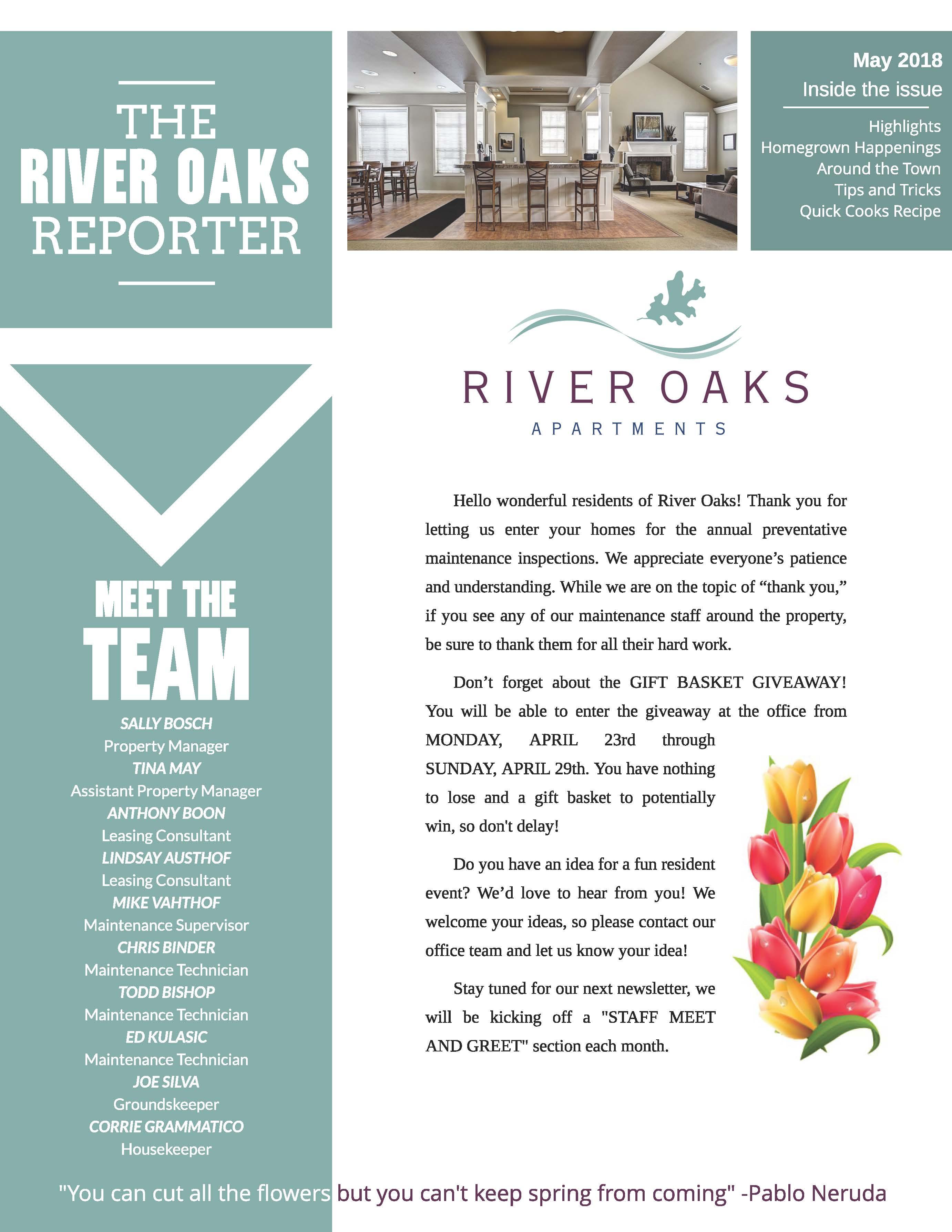 The River Oaks Community
